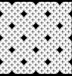 polka dot seamless pattern dotted texture vector image vector image