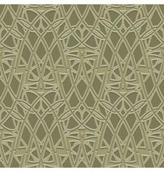decor grid vector image