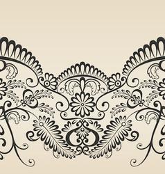 Ornament Decoration vector image