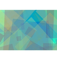 Abstract with Rectangle vector image vector image
