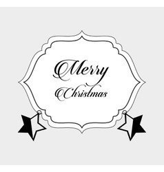 Holidays frame design vector