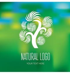 Natiral logo 07 vector