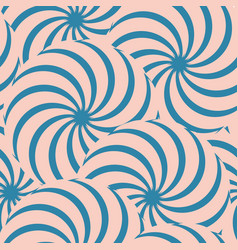 swirl background pattern vector image vector image