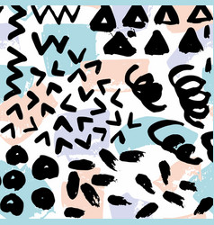 Abstract pattern for design of surfaces vector