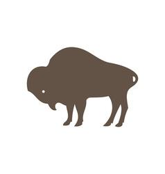 Buffalo-380x400 vector image