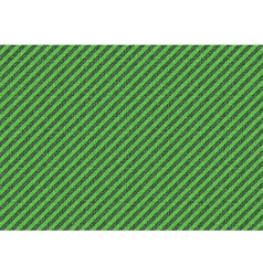 Diagonal green jungle line background vector