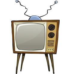 tv vector image vector image