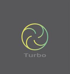 Air turbulence vector