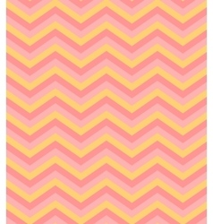 Beige pink chevron seamless pattern background vector