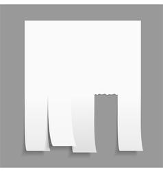 Advertisement vector image vector image