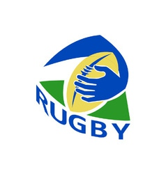 ruby logo vector image vector image