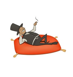Rich man relaxation vector