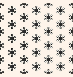 geometric texture honeycomb seamless pattern vector image vector image