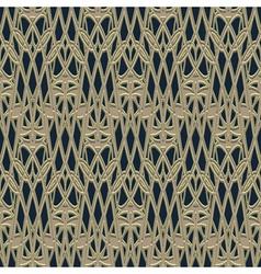 decorative grid vector image