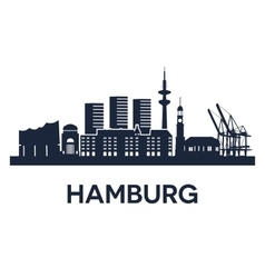 Hamburg vector