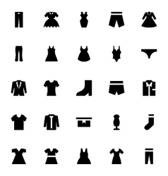 Clothes-3 vector image