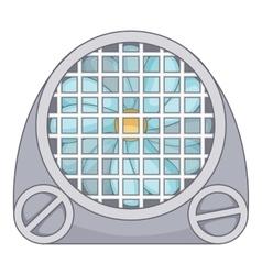 Air conditioning icon cartoon style vector