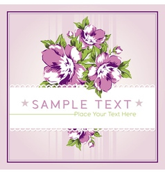 Chintz Background vector image vector image