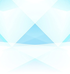 Abstract Triangle Geometrical light Background vector image