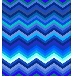 Dark turquoise and blue gradient chevron seamless vector