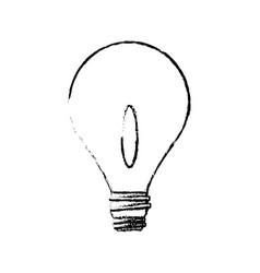 Bulb light business idea creative power vector