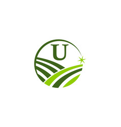 Green project solution center initial u vector