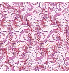 Waves Seamless background vector image