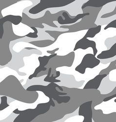 Black and white camouflage vector