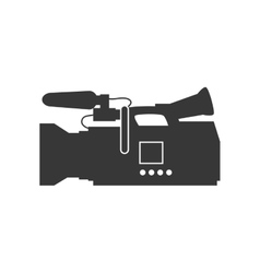 video camera cinema modern vector image