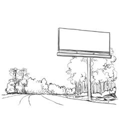 a Billboard vector image