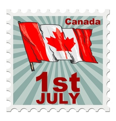 National day of canada vector