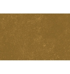 Brown burlap texture vector