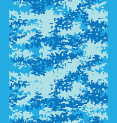 Digital fashionable camouflage vector