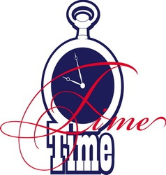 GOOD TIME 2a vector image