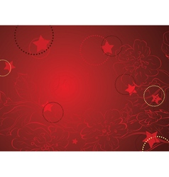 Decorative sakura background7 vector