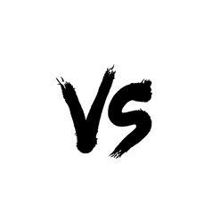vs5 vector image vector image