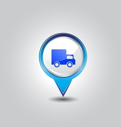 Delivery pins vector