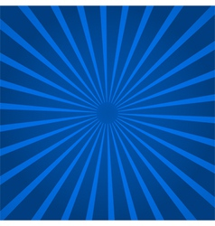 Abstract background with blue rays vector