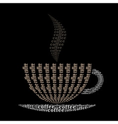 Coffee cup9 vector image