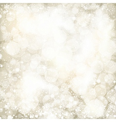 background of holiday lights vector image