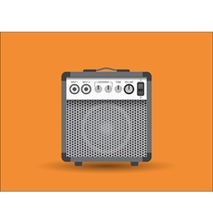 Guitarcombo vector