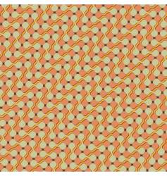 retro diagonal pattern vector image