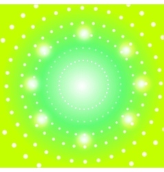 magical spotlight background vector image vector image