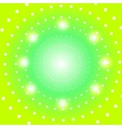 Magical spotlight background vector
