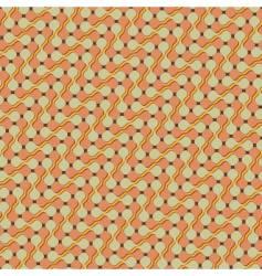 retro diagonal pattern vector image vector image