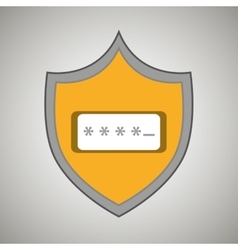 Symbol password secure data vector