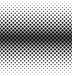 Repeating monochrome square pattern vector