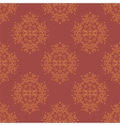 Red element for design pattern fill vector