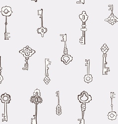 Keys4 vector image