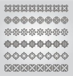 Vintage Border Design vector image